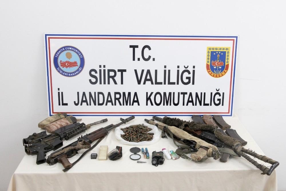 Şehitlerin kanı yerde kalmadı, Siirt'te 5 terörist etkisiz hale getirildi