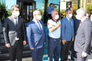 """İçişleri Bakan Yardımcısı Muhterem İnce: """"Siirt'te planlanan 18 projeyi hayata geçireceğiz"""""""