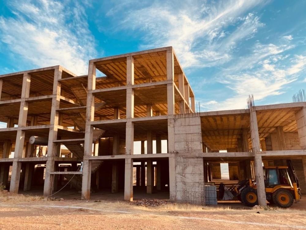Kurtalan'da Kur'an ve hafızlık kursu binası yapılıyor