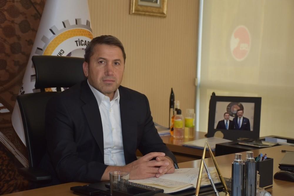 Siirt TSO'dan üyelerine aidat borçlarını yapılandırma imkanı