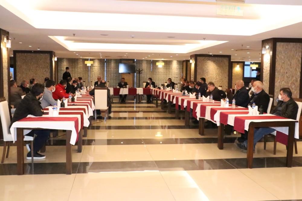 Siirt'in turizm potansiyeli masaya yatırıldı