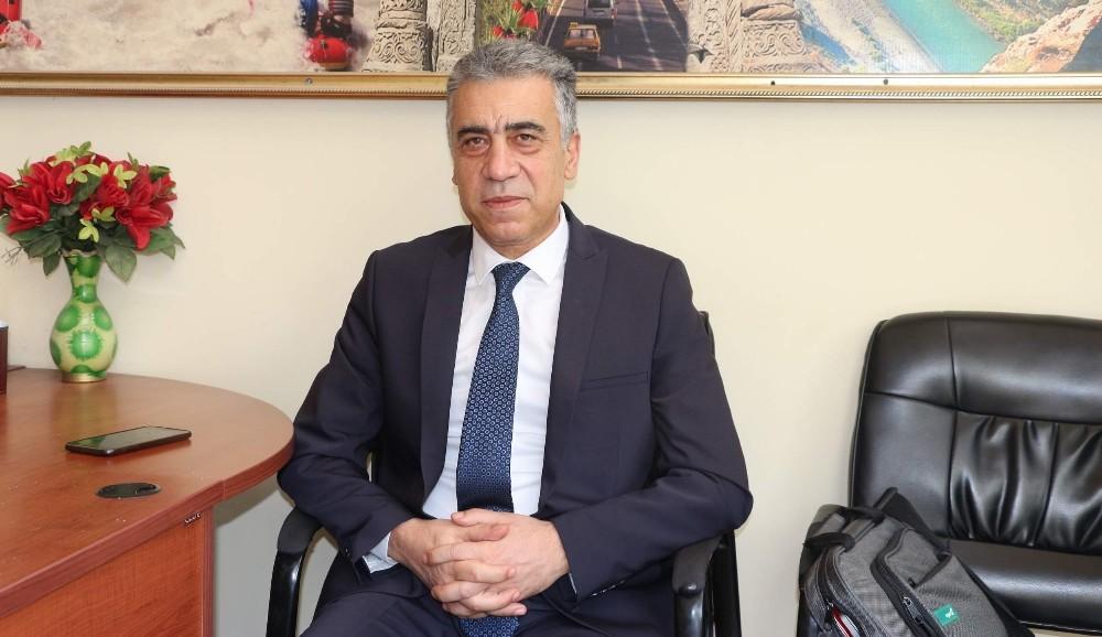 Siirt'te 2019 yılında kişi başı gayrisafi yurtiçi hasıla 26 bin 592 lira oldu