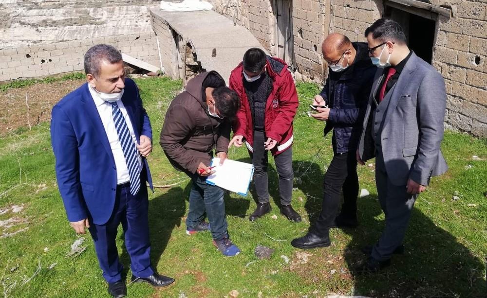 """Siirt'te """"Köyümde Yaşamak İçin Bir Sürü Nedenim Var Projesi""""ne yoğun ilgi"""