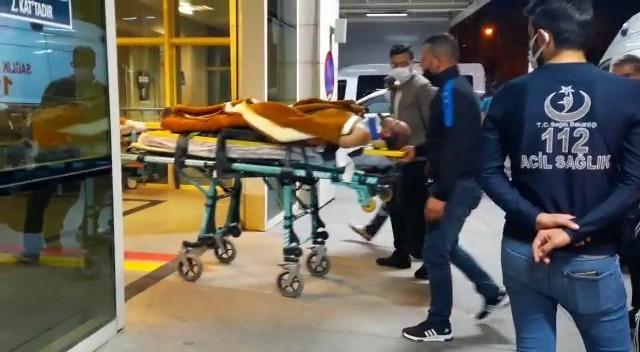 Siirt'te attan düşen adam yaralandı