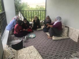 Siirt'te kadın çiftçilere eğitim