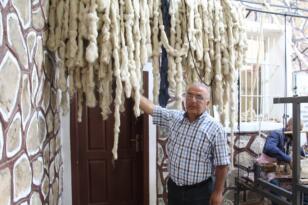 Siirt'in şal-şepik kumaşı, Beştepe Sarayında sergilenecek