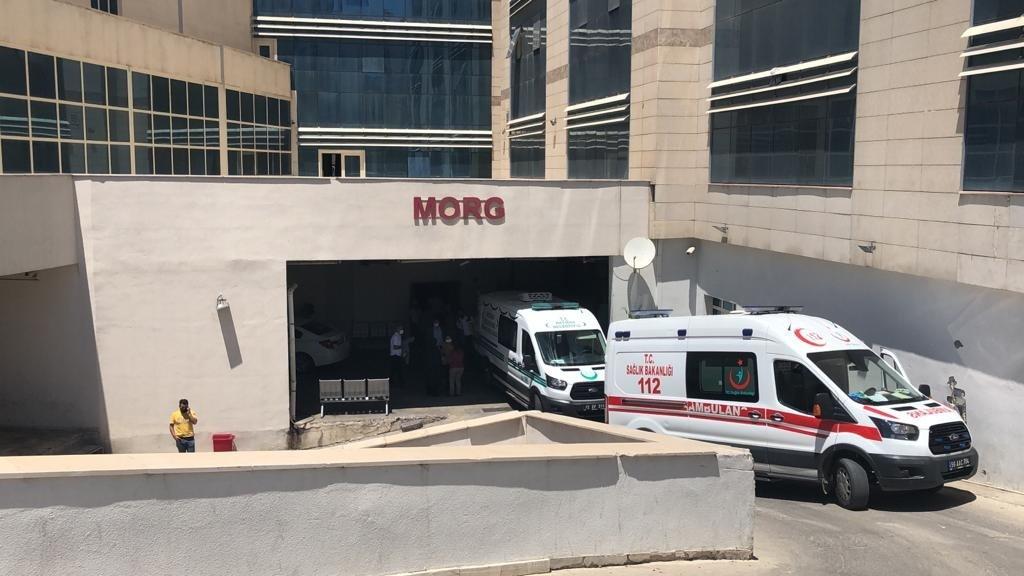 Siirt'te patpat kazası: 1 ölü, 1 ağır yaralı
