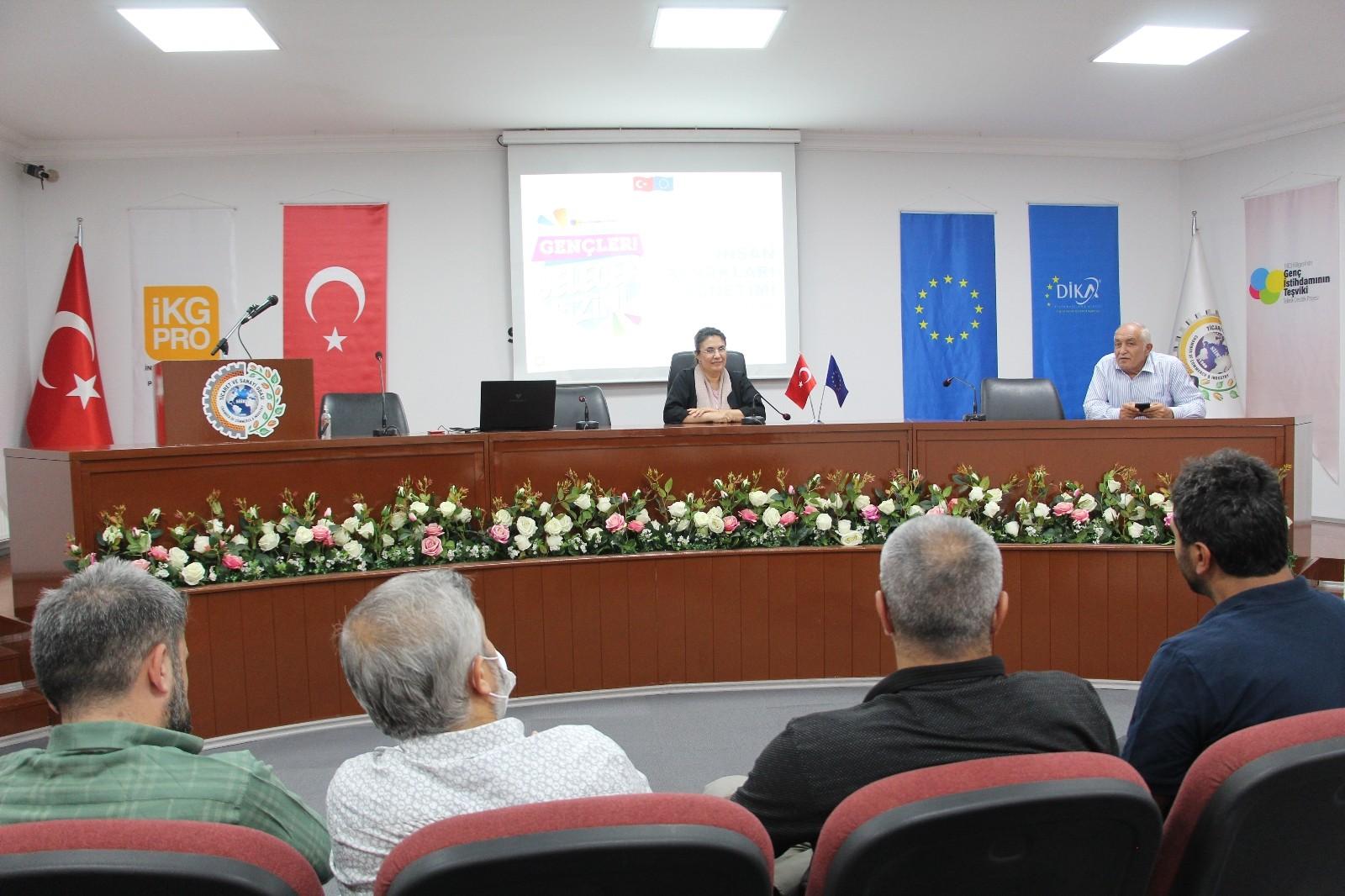 Siirt'te teknik destek çalıştayı düzenlendi